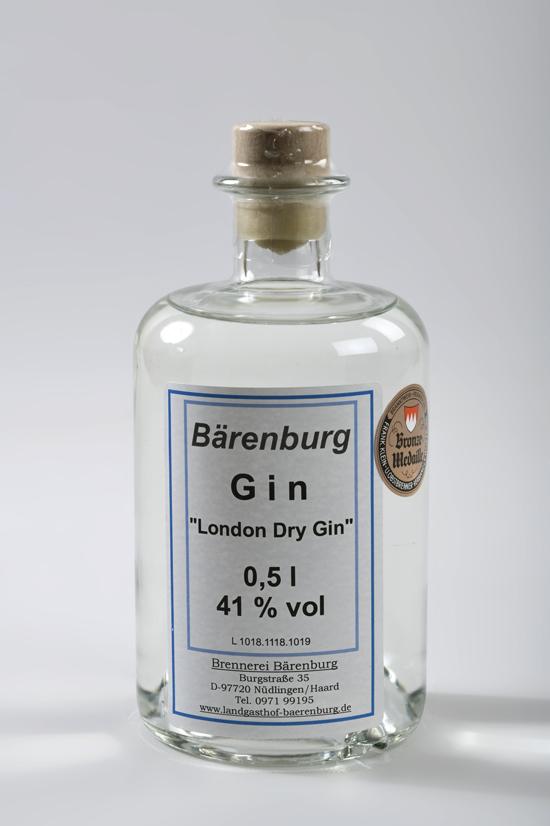 Gin - London Dry Gin
